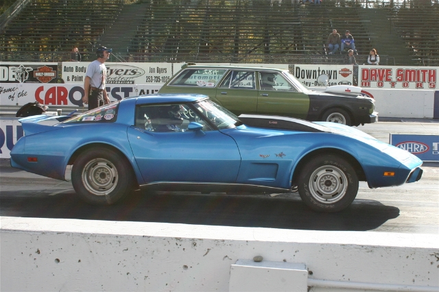 My 1979 Corvette Racecar is for sale
