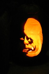 Bela Lugosi - Carved by Perri