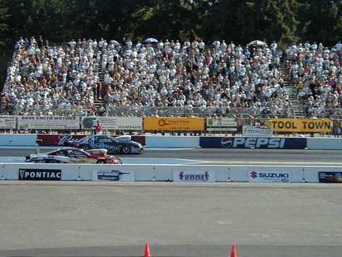 Pro Stock Final (Seattle, 2003)